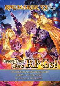 RPG Maker VX Ace [Download] für 23€ @Amazon.com