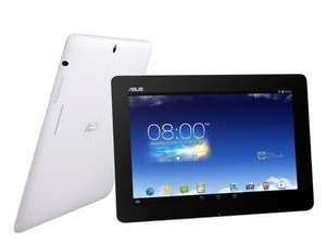 "Asus MeMo Pad™ FHD 10 Internet Tablet 32 GB WiFi 25,65 cm (10,1"") Weiß Intel® Z2560 Dual Core"
