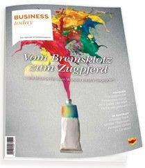 """Probeheft """"Business today"""" (Wirtschaftszeitung) for free"""
