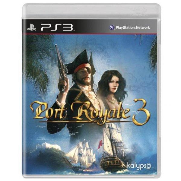 SATURN-ONLINE Heute ab 20 Uhr Port Royale 3 für die PS3 / XBOX360