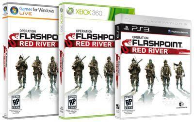 Amazon.de Operation Flashpoint: Red River für den PC, die PS3 und Xbox 360
