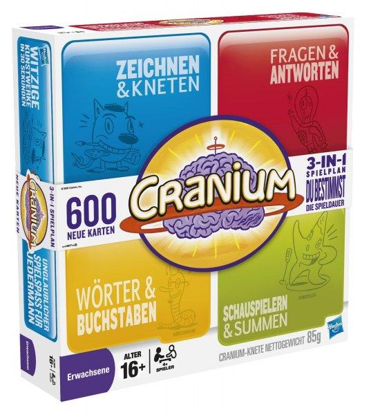 Hasbro™ - Cranium (Neuauflage 2010) ab €18,31 [@Galeria-Kaufhof.de]