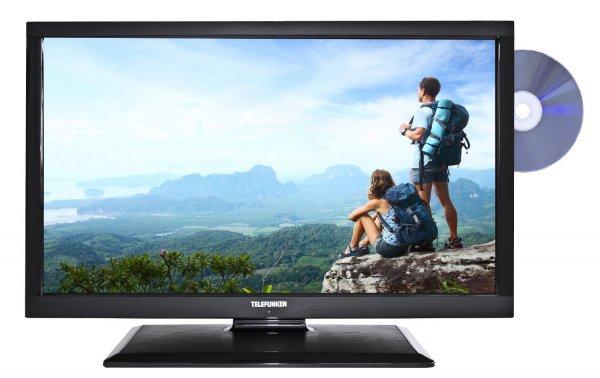 Telefunken L26H185I3 66 cm (26 Zoll) LED-Backlight-Fernseher, (HD-ready, 50 Hz, DVB-C/T/S2, DVD-Player, HDMI, CI+, VGA, USB 2.0) Amazon TV-Deal-Wochen (Ersparnis 50 €)
