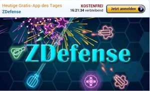 ZDefense for free Android App im Amazon App Store