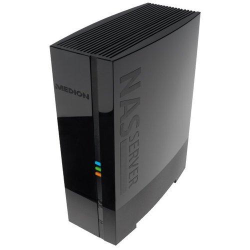 MEDION Externe NAS Festplatte 2TB (B-Ware)
