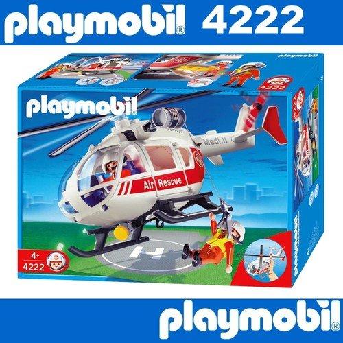 Playmobil™ - Notarzt Hubschrauber (4222) ab €24,73 [@Galeria-Kaufhof.de]