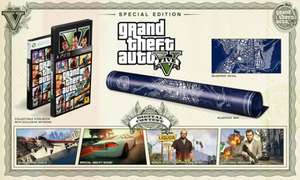 [Xbox 360] GTA 5 - Grand Theft Auto V Special Edition (Saturn Online Shop)