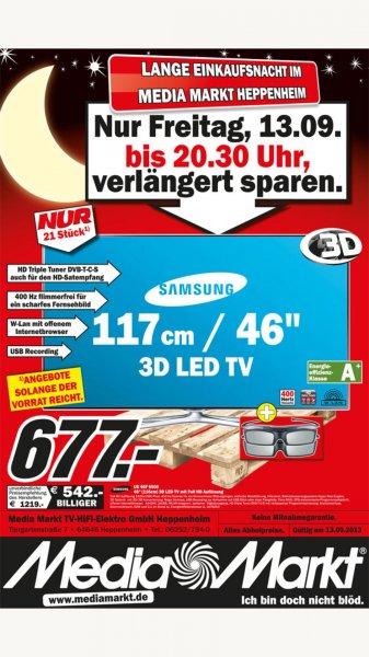 Samsung 46f6500 für 677€ in Heppenheim