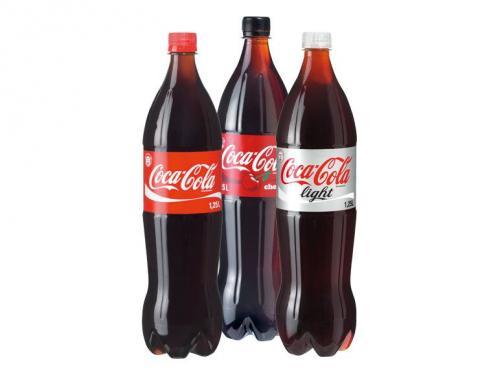 Coca-Cola/Vanilla/Cherry/Zero