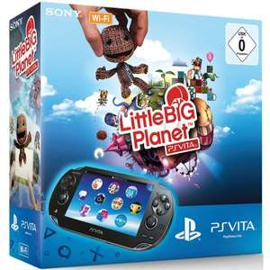 Playstation Vita Wifi Little big Planet Bundle [Amazon WHD]