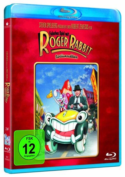 Falsches Spiel mit Roger Rabbit (Jubiläumsedition) [Blu-ray]  für 8,88 € @ Amazon.de
