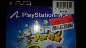 [lokal? real Raunheim] PS3  - Start The Party! - Move Pack  - 20 Euro