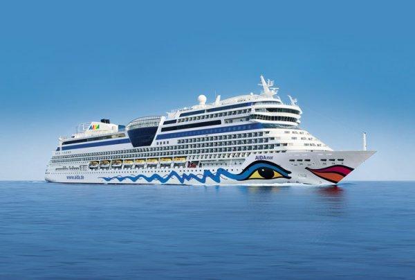 Kreuzfahrt: AIDAsol Westeuropa ab/bis Hamburg ab 399€