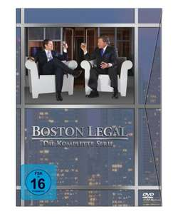 Boston Legal - Die komplette Serie für 55,97 €