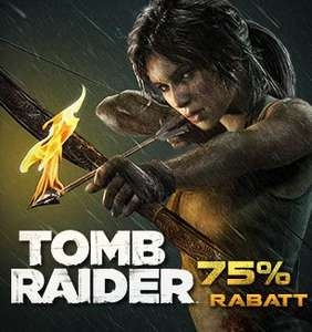 [STEAM] Diverse Tomb Raider Titel 75% off