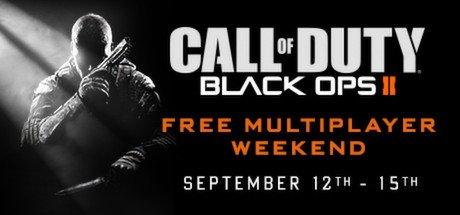 Kostenlos ganzes Wochenende [Black Ops II] Spielen @Steam