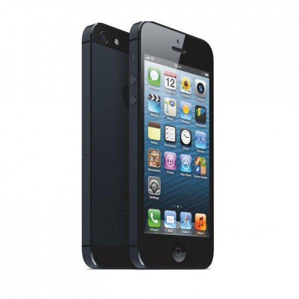 iPhone 5 schwarz oder weiß, 16 GB ohne Simlock, 529,00 Euro @ ebay