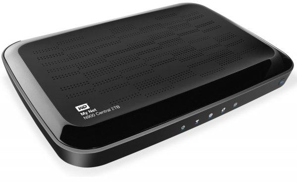 Western Digital My Net N900 Central 2TB für nur 99,- EUR inkl. Versand