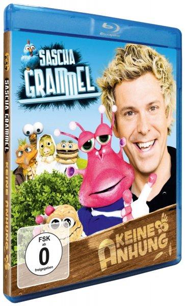 Sascha Grammel - Keine Anhung [Blu-ray] @Amazon