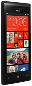 HTC Windows Phone 8X EU Windows Phone Smartphone in schwarz mit 16.0 GB Speicher