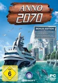 [gamesload] Anno 2070 Bonus Edition (Deal of the week)