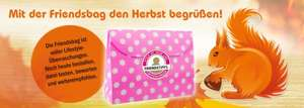 friendsbag für 15€ mit Markenprodukten gefüllt
