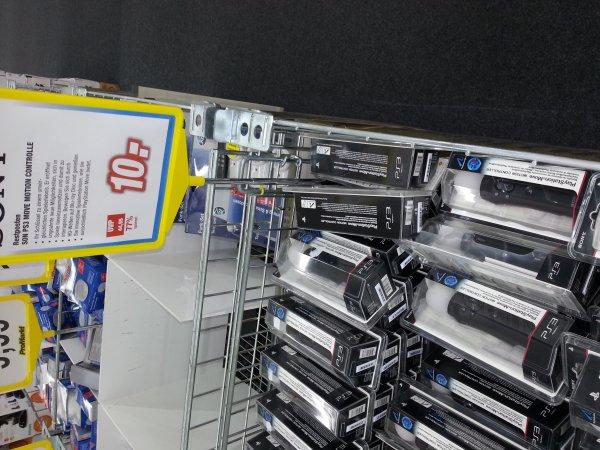 LOKAL: PS3 MOVE CONTROLLER PROMARKT DORMAGEN HORREM