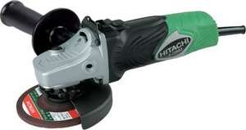 """Hitachi Winkelschleifer 840 Watt 10.000 U/min """"G 13SN"""" für 61,90€ @ ZackZack"""