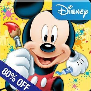 div. Disney-Apps im PlayStore für 0,75 €