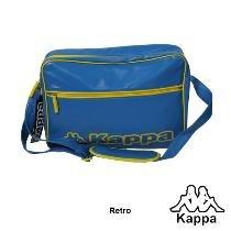 Kappa Retro Tasche Blau/Gelb für 9,99€ @ DC