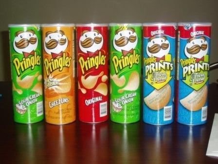 HIT-Markt: Pringles 1,11€ / ab 3 Dosen je 0,99 €