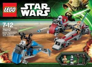 Lego Star Wars Barc Speeder 75012 für 19€ @d-Living