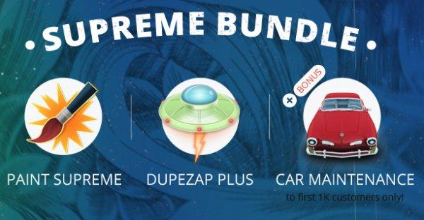 (MAC) Supreme Bundle von Appy Fridays mit bis zu 3 Apps für nur 6,77€