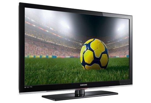 Samsung LE-46C530 (117 cm) LCD-TV, FullHD, DVB-C /-T Tuner, 3 x HDMI, CI+-Slot - nur 378€