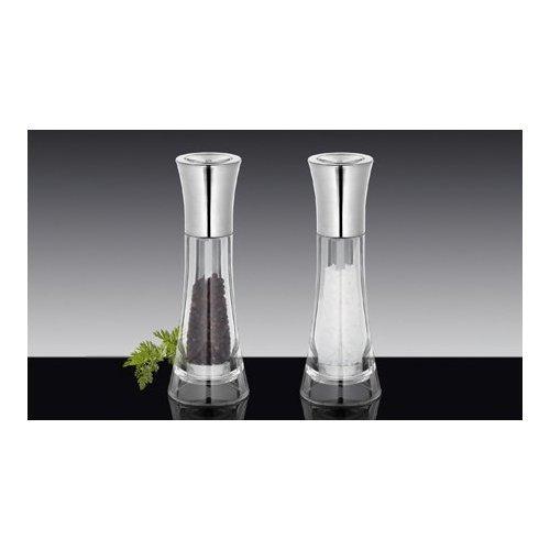 Küchenprofi Salz & Pfeffermühlen Set Manhattan 18cm