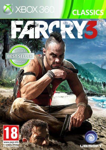 (UK) Far Cry 3 [XBox 360] @ Zavvi