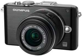 Amazon - Olympus PEN E-PL3 Systemkamera für 249,00 €