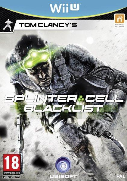 Nintendo Wii U - Tom Clancy's Splinter Cell Blacklist für €36,75 [@Amazon.co.uk]
