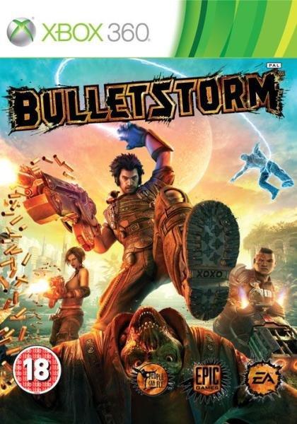 BULLETSTORM [UNCUT] für die XBOX360 @Zavvi für 8,34€