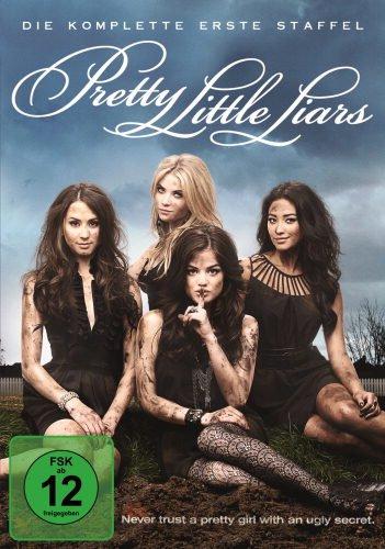 Pretty Litte Liars: Staffel 1 (DVD)