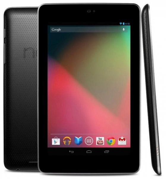 Lokal Peine Mediamarkt - nur HEUTE Google Nexus 7 Tablet/8GB