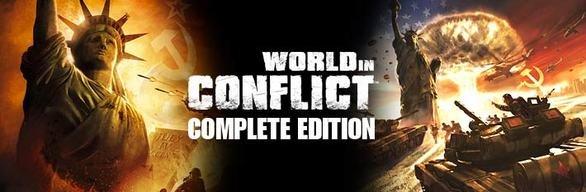 World in Conflict Complete für 2,49€ @getgamesgo
