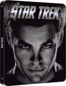 (UK) Star Trek - Steelbook [Blu-ray] [Limited Edition] für 10.73€ @ Zavvi