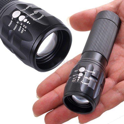 Cree Q5 LED Taschenlampe