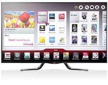 """LG 55LA7909 - 55"""" 3D LED-TV (Full-HD, 800Hz MCI, SmartTV, DVB-T/C/S2, CI+) 1499,- € @ Conrad"""