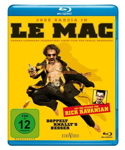 Le Mac - Doppelt knallt's besser [Blu-ray] für 4,97€ bei Amazon