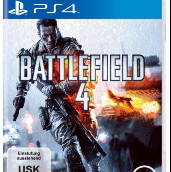 Battlefield 4 PS4 -vorbestellen-