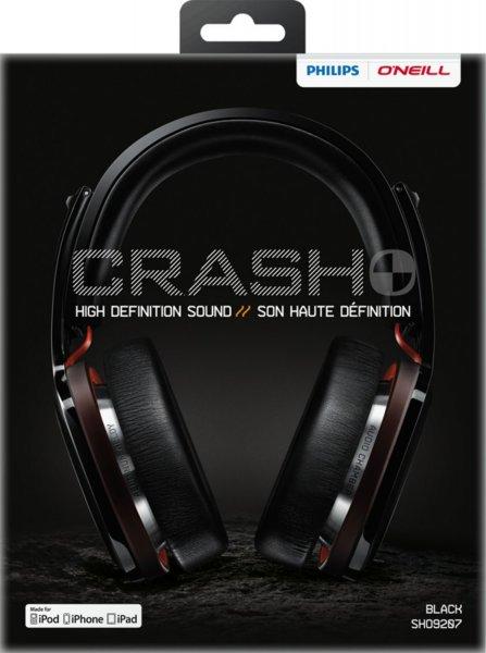 [Amazon] Philips SHO9207/10 O'Neill Crash HD-Kopfhörer für 177€