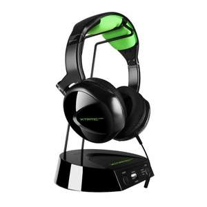 "@zackzack.de Sharkoon ""X-Tatic Air"" Headset kabellos PC/XBOX/PS mit Akku-Ladestation"