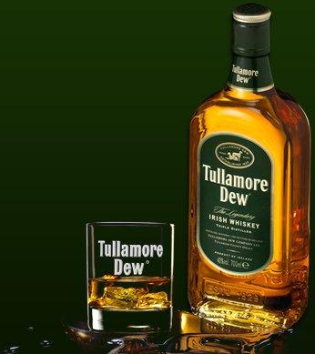 [Lokal Karlsruhe] Tullamore Dew Irish Whiskey 1,0l Flasche bei Real